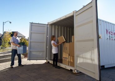 One Shift Container Move in Gold Coast