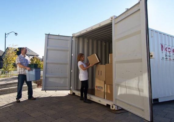 Container Storage And Removals For Your Furniture