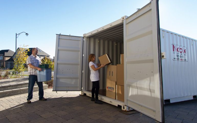 One Shift Container Move