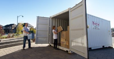 container storage gold coast